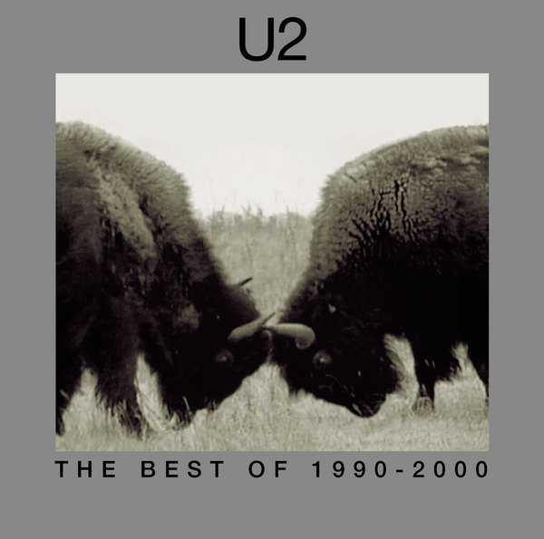 U2 - «The Best Of 1990-2000» (2002)