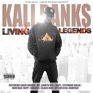 Kali Ranks — «Living Legends»