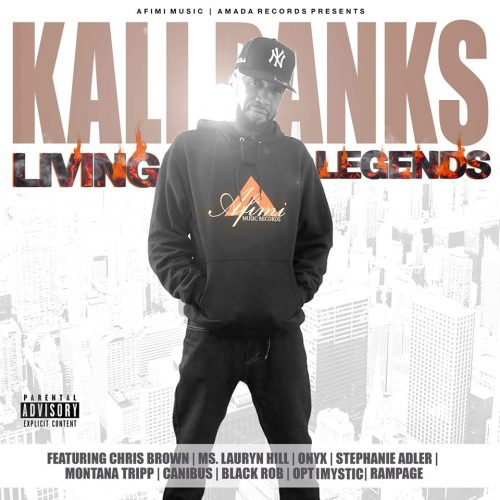 Kali Ranks — «Living Legends»