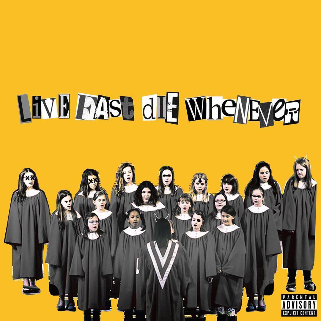 $uicideboy$ & Travis Barker — «Live Fast, Die Whenever»