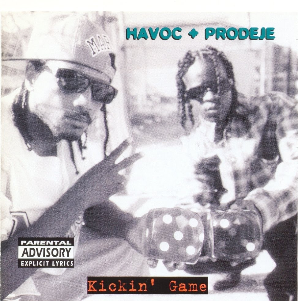 Havoc & Prodeje — «Kickin' Game» (Vinyl)