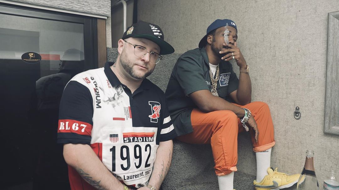 Curren$y & Statik Selektah — «Theme Music»