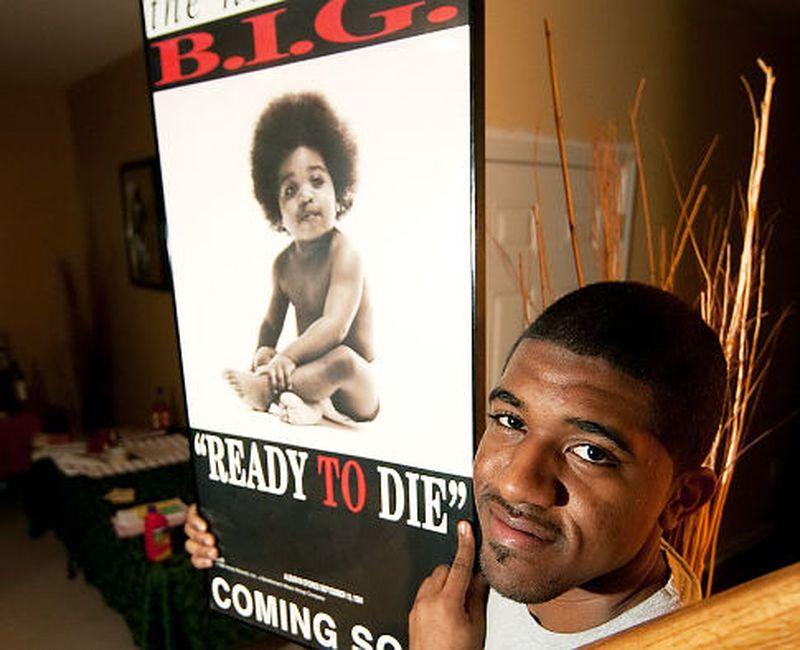 Посмотрите, как сейчас выглядит малыш с обложки альбома The Notorious B.I.G. «Ready to Die»