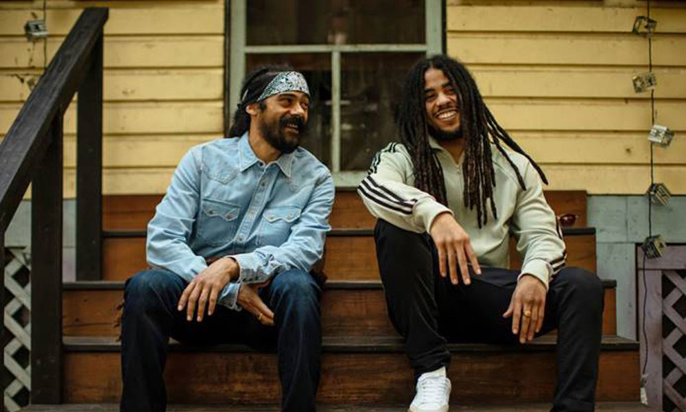 Skip Marley — «That's Not True» (feat. Damian «Jr. Gong» Marley)