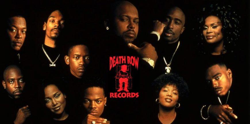 Death Row Records: жизнь и наследие кровавого лейбла талантов