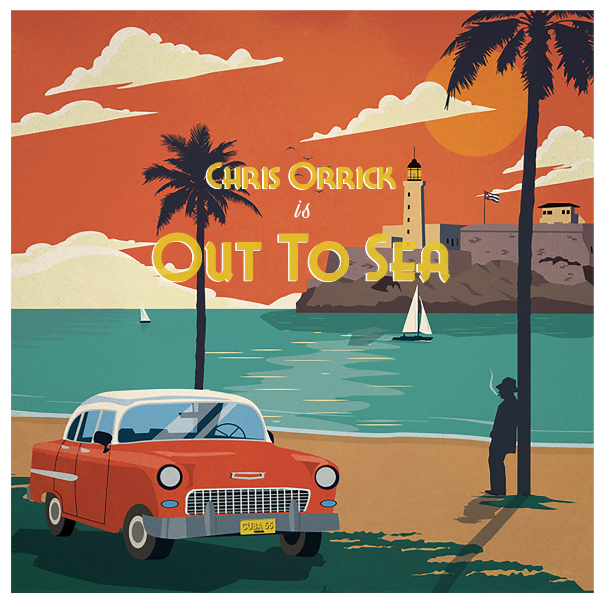 Chris Orrick — «Out To Sea»