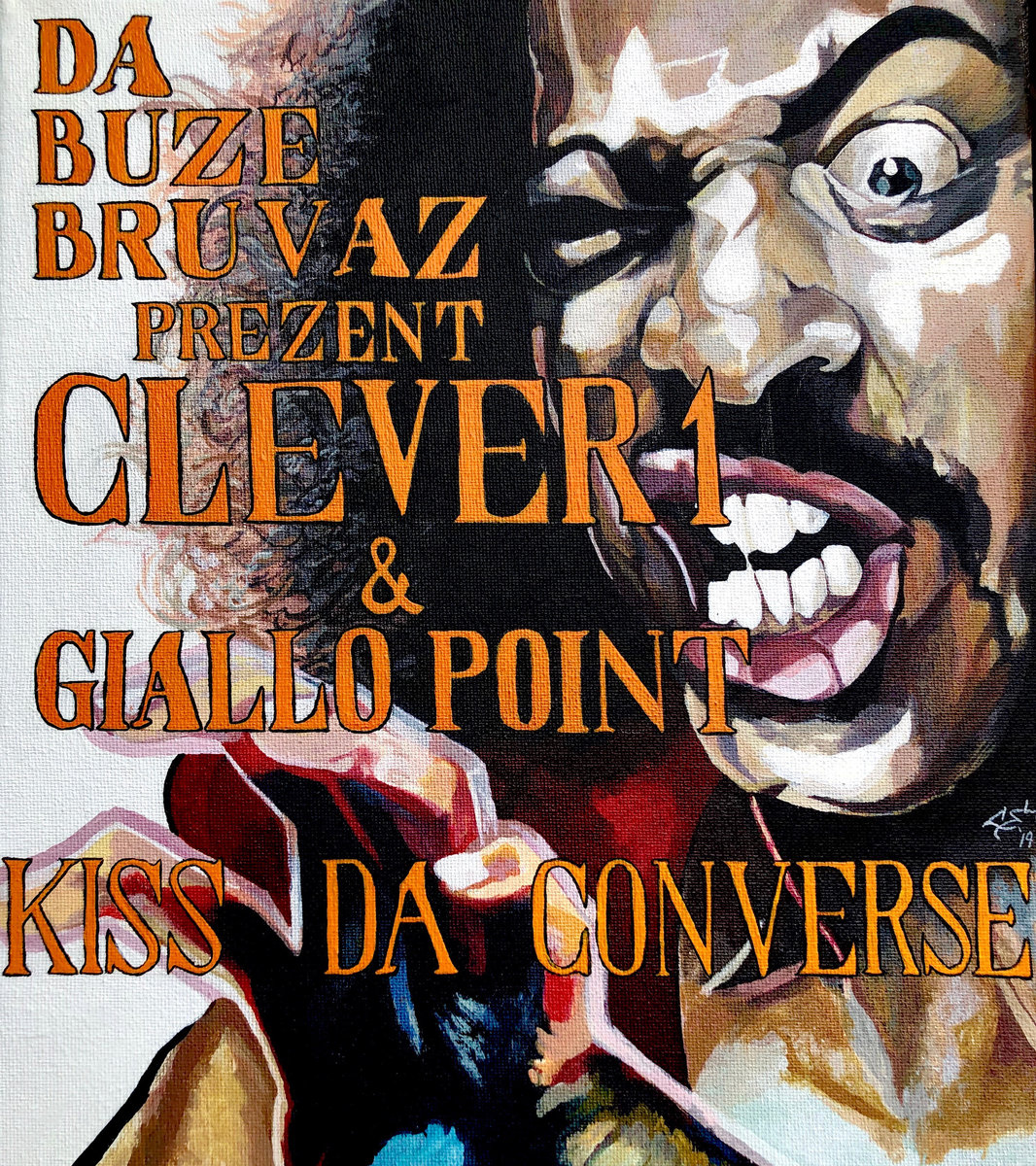 Clever1 & Giallo Point – «Kiss Da Converse»