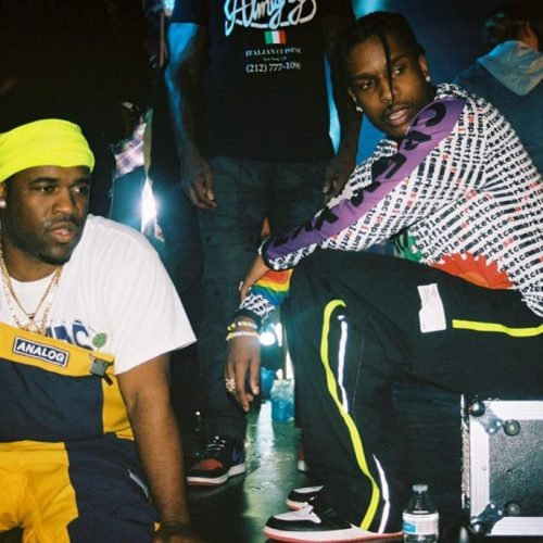 A$AP Ferg — «Pups» (Feat. A$AP Rocky)