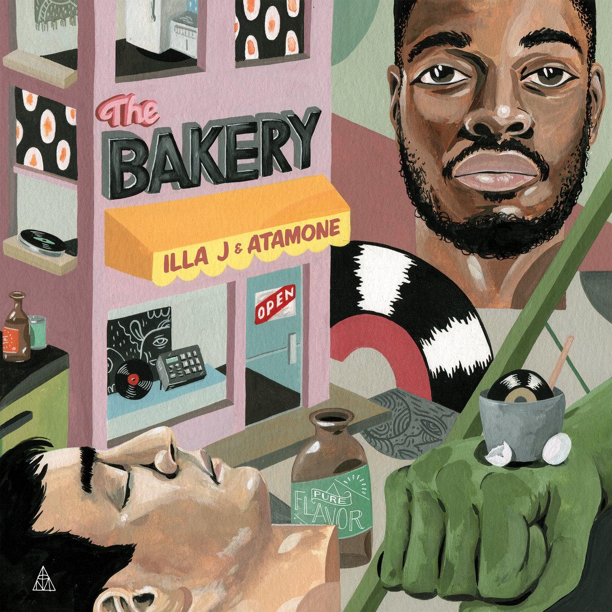 Illa J & Atamone — «The Bakery»