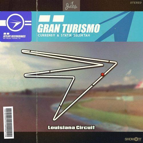 Curren$y & Statik Selektah — «Gran Turismo»