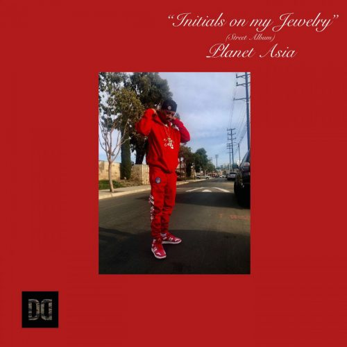 Planet Asia — «Initials On My Jewelry»