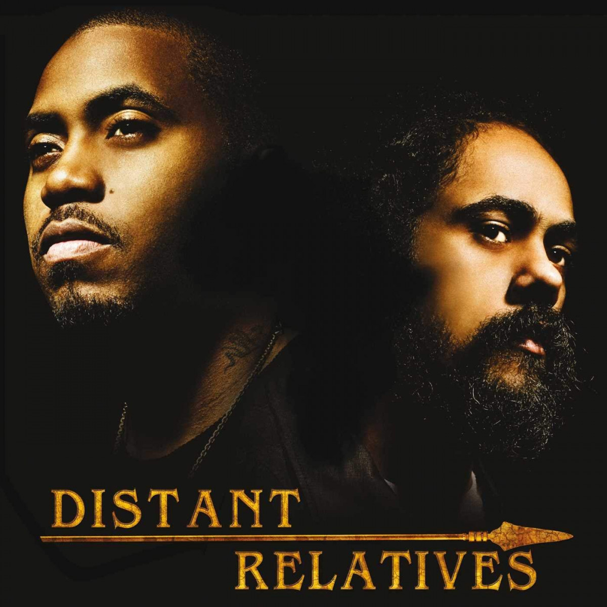 Nas & Damian Marley - «Distant Relatives» (2010)