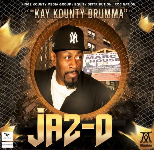 Jaz-O готовит альбом и выпустил первый сингл «Kay Kounty Drumma»