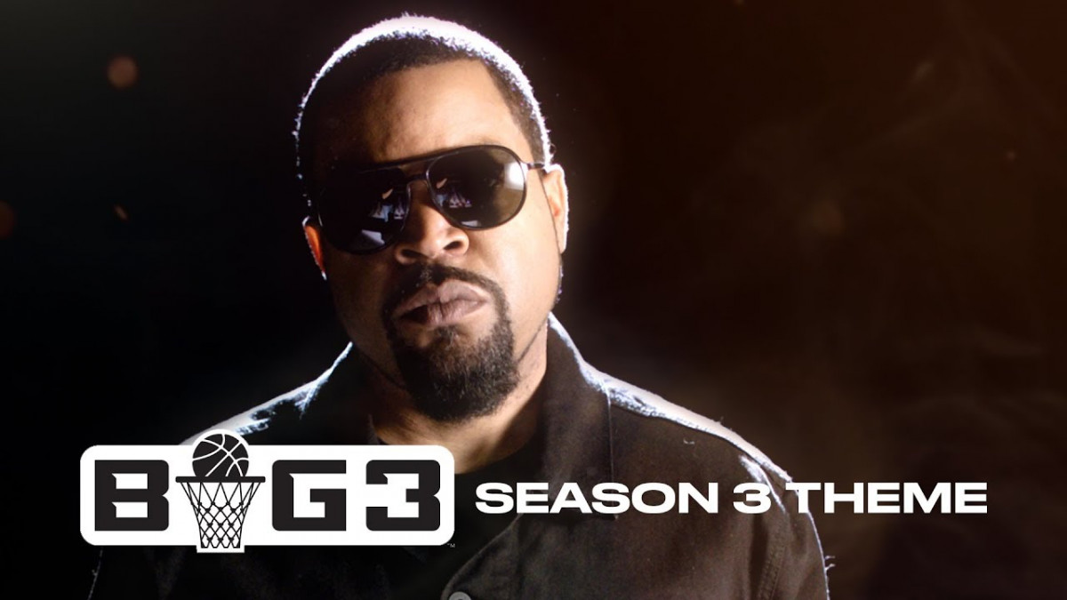 Ice Cube — «BIG3 Season 3 Theme Song»