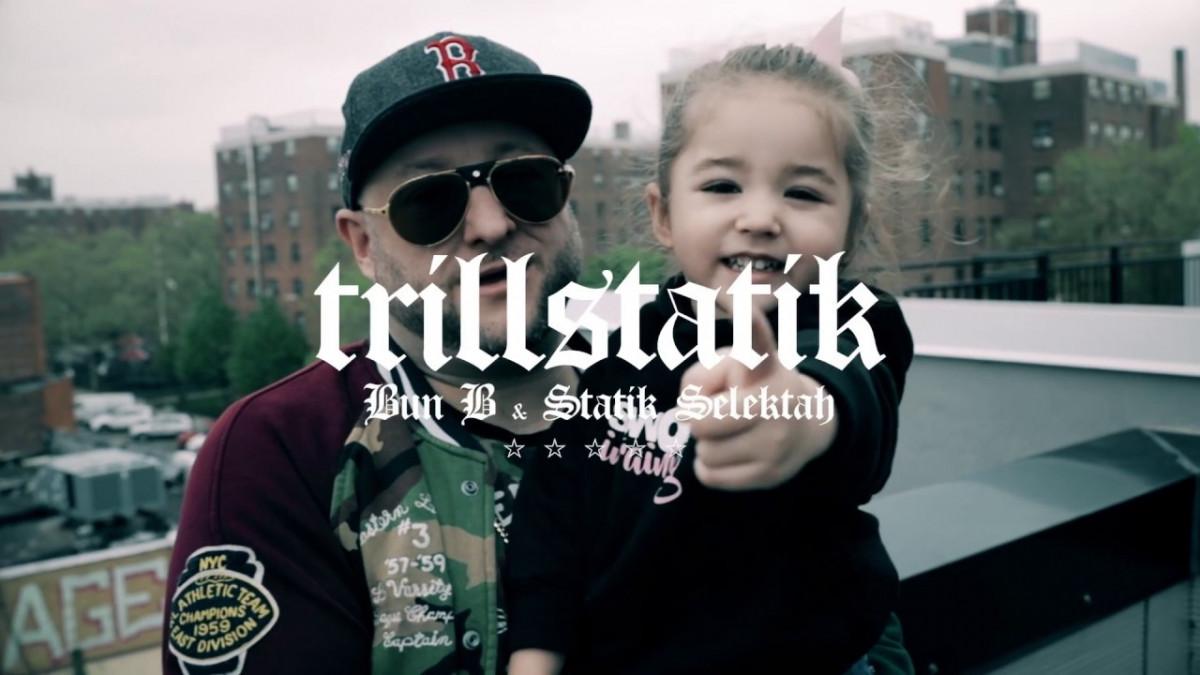 Bun B & Statik Selektah — «Moving Mountains» (feat. Jovanie)