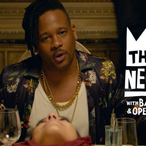 Open Mike Eagle & Method Man — «Eat Your Feelings»