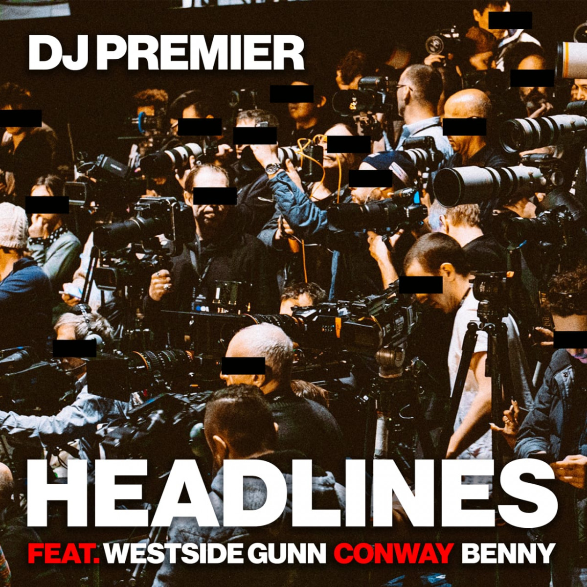 DJ Premier — «Headlines» (feat. Westside Gunn, Conway & Benny The Butcher)