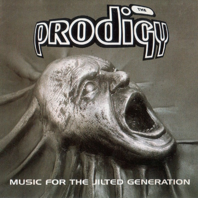 The Prodigy - ‎«Music For The Jilted Generation» (1994)