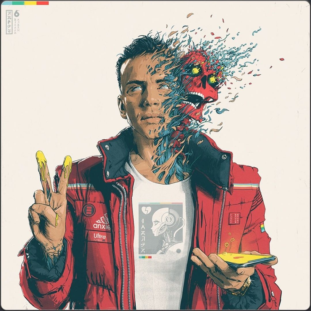 Logic — «Confessions Of A Dangerous Mind»