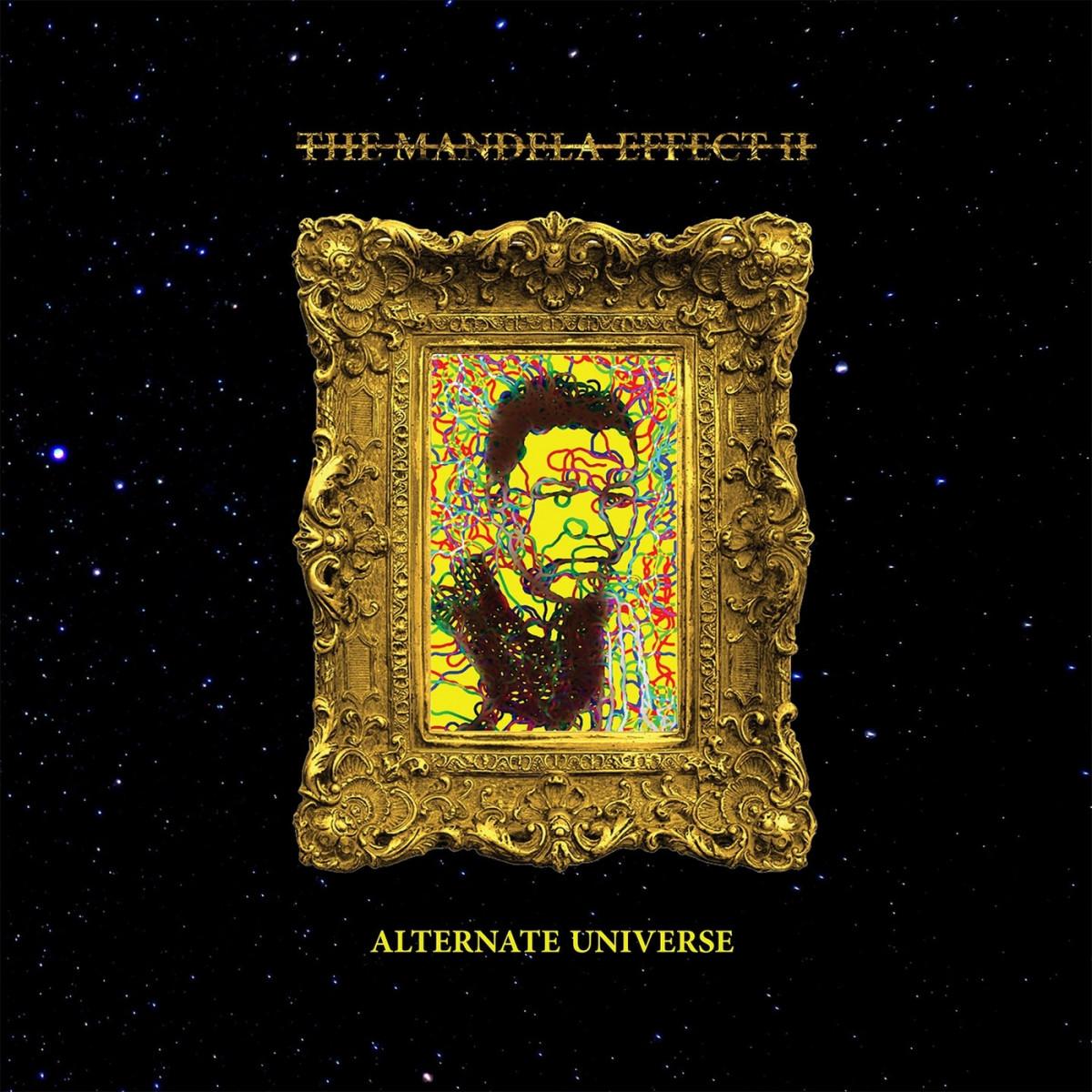 DJ Obsolete — «The Mandela Effect II (Alternate Universe)»