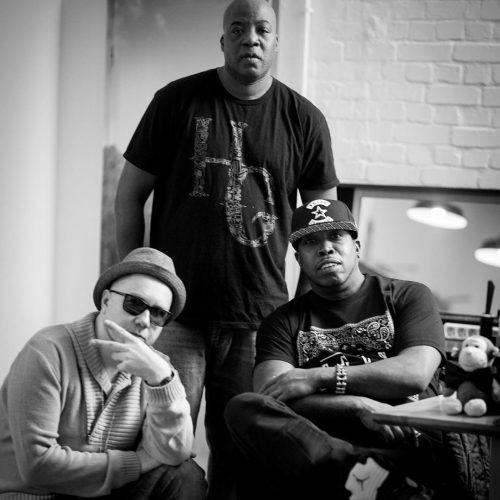 DJ Tomekk & M.O.P. — «Never Give Up»