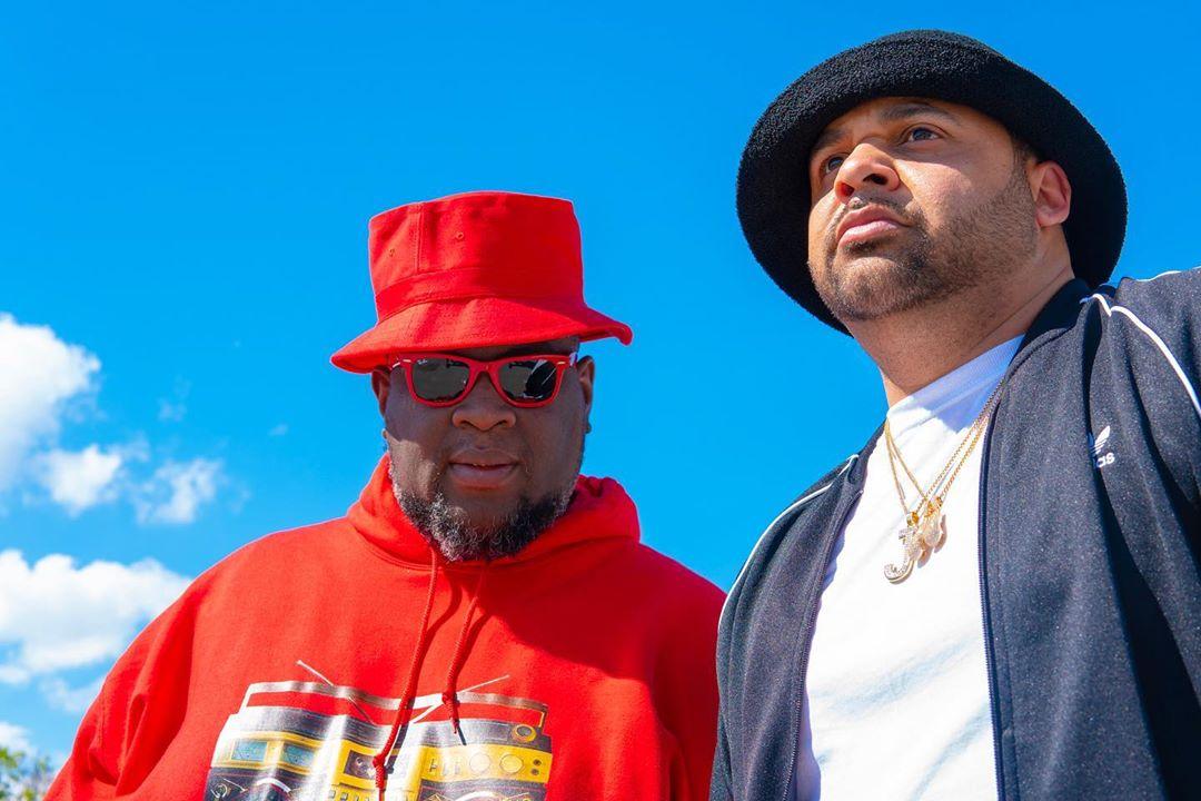 Joell Ortiz & Salaam Remi — «Shake Dat Je'llo»