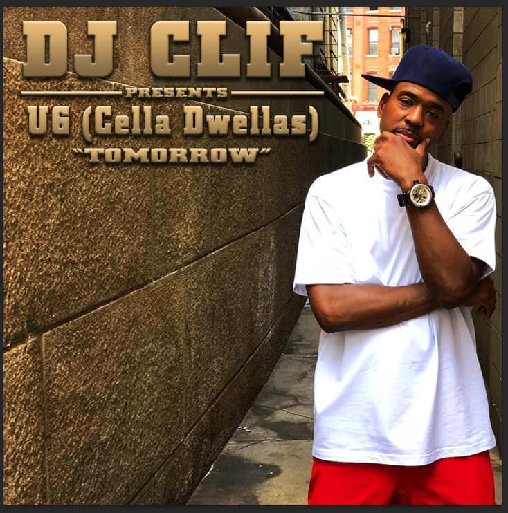 UG (Cella Dwellas) «Tomorrow» (prod. by DJ Clif)