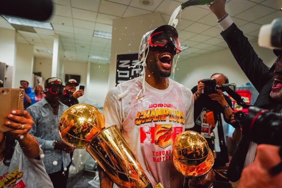 Историческая победа: баскетбольный клуб Toronto Raptors стали победителями NBA