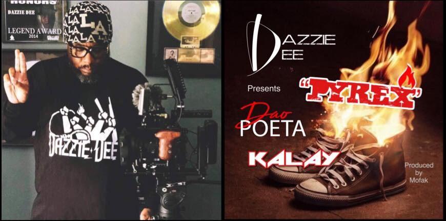 Специально для HipHop4Real: Dazzie Dee рассказал почему он ушёл из музыки, решив стать режиссёром, и о своём новом видео «Pyrex»