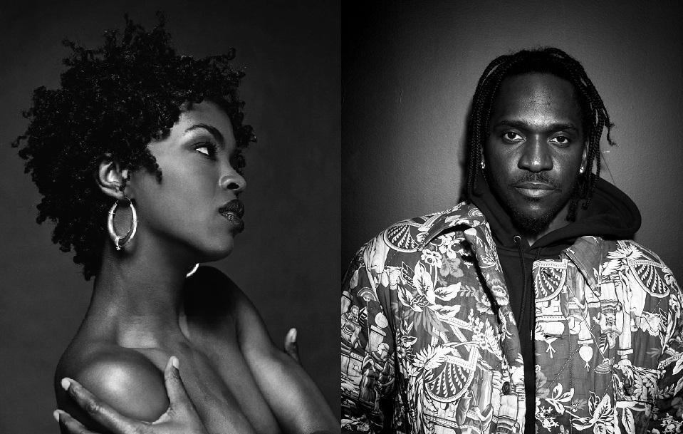 В сеть слили потенциальный хит Pusha T и Lauryn Hill «Coming Home»