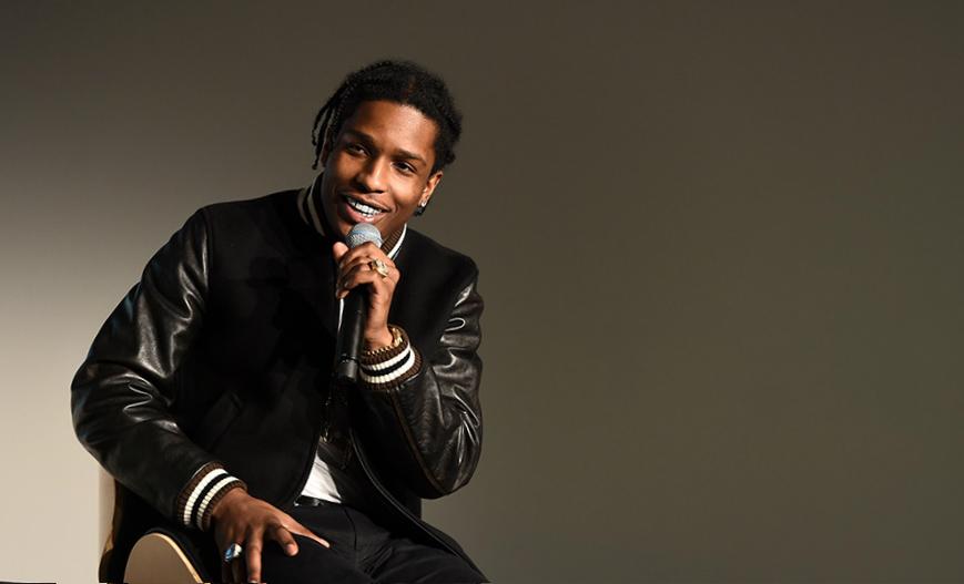 A$AP Rocky выступит в Киеве на фестивале Atlas Weekend