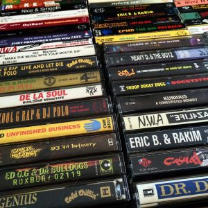 Аудио-кассеты