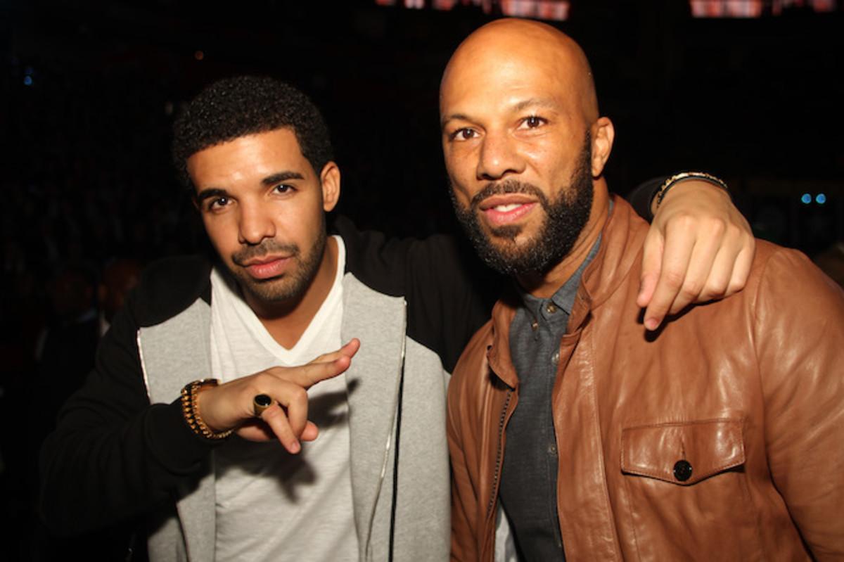 Common рассказал о своей вражде с Drake
