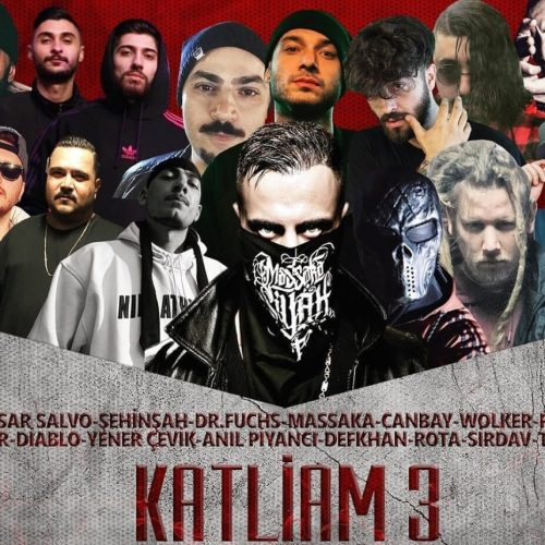 Massaka feat. VA — «Katliam 3»