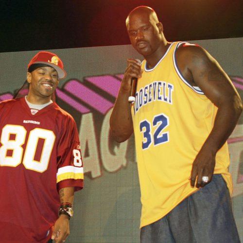 Баскетболист Shaquille O'Neal рассказал о том, кого сейчас слушает и о неизданных треках