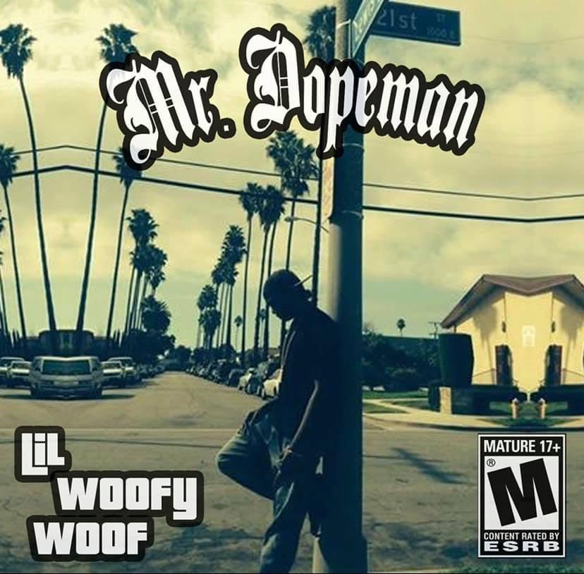 Lil Woofy Woof — «Mr. Dopeman»