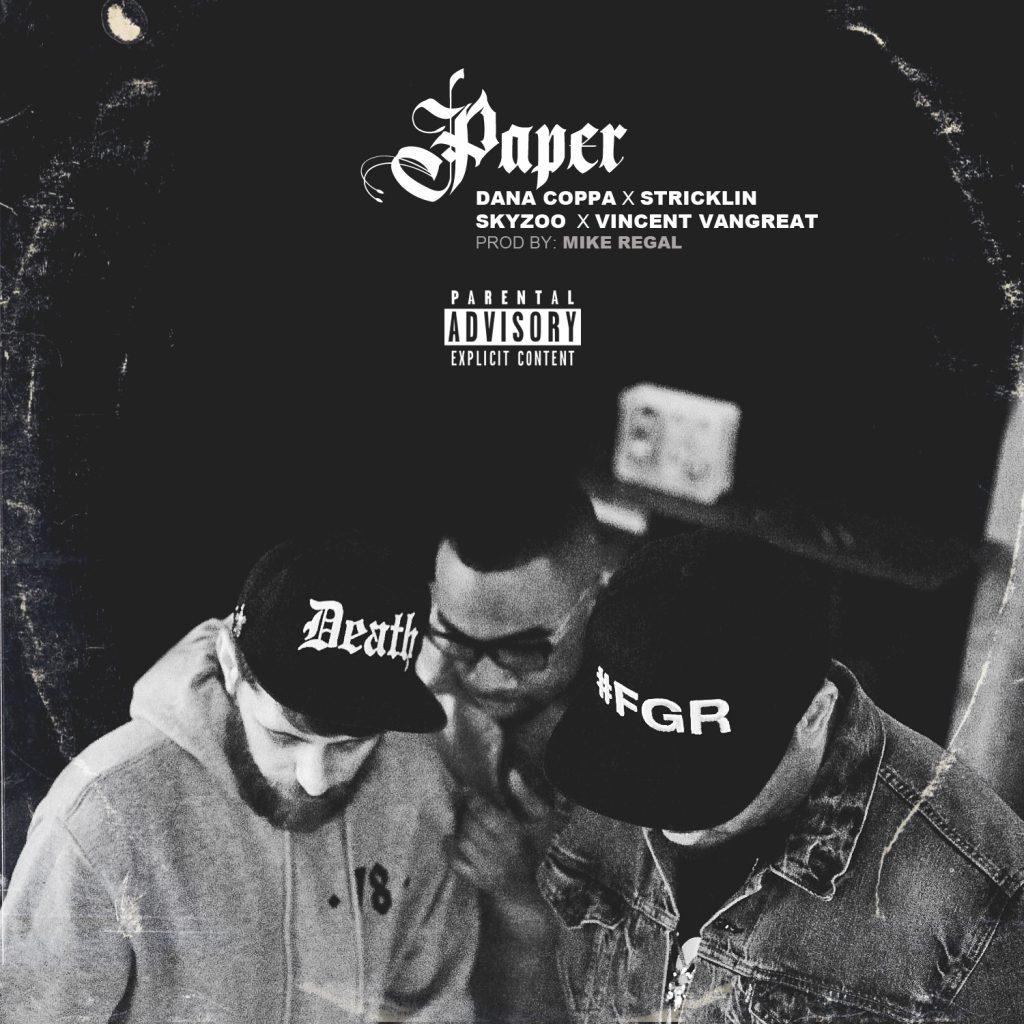 Stricklin и Skyzoo поучаствовали в треке Dana Coppafeel «Paper»