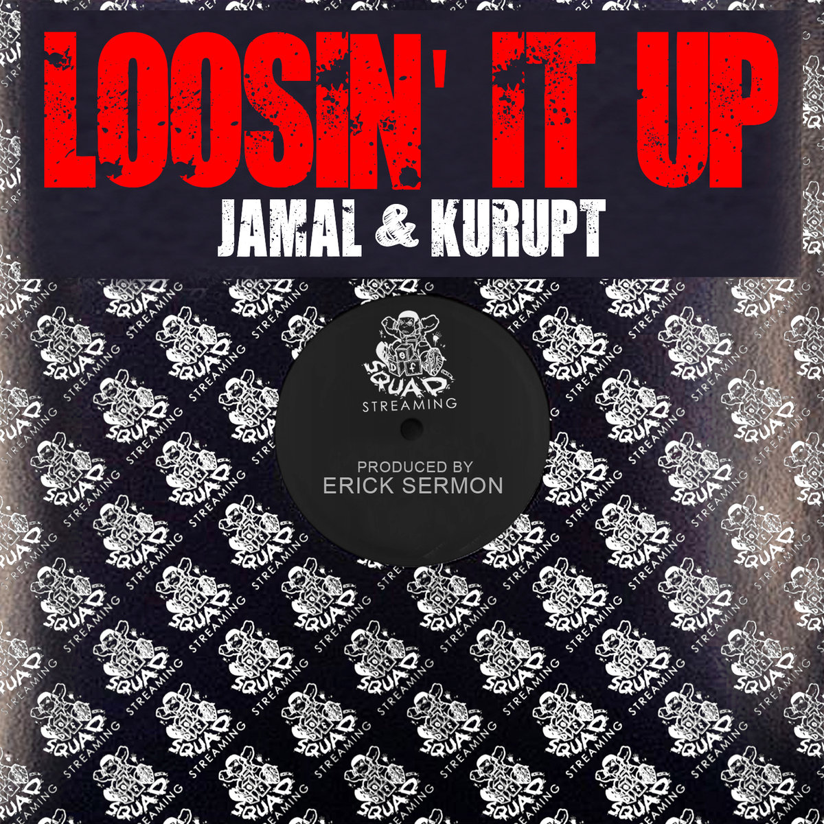 Def Squad presents: Jamal & Kurupt — «Loosin' It Up» (prod Erick Sermon)