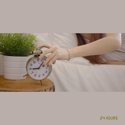 Jazz-Rap видео от Kero One — «24 Hours» (feat. Julia Wu)