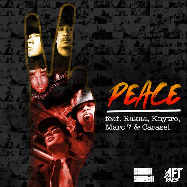 Rakaa (Dilated Peoples) и Marc 7 (Jurassic 5) поучаствовали в треке и видео Blacksmith «Peace»