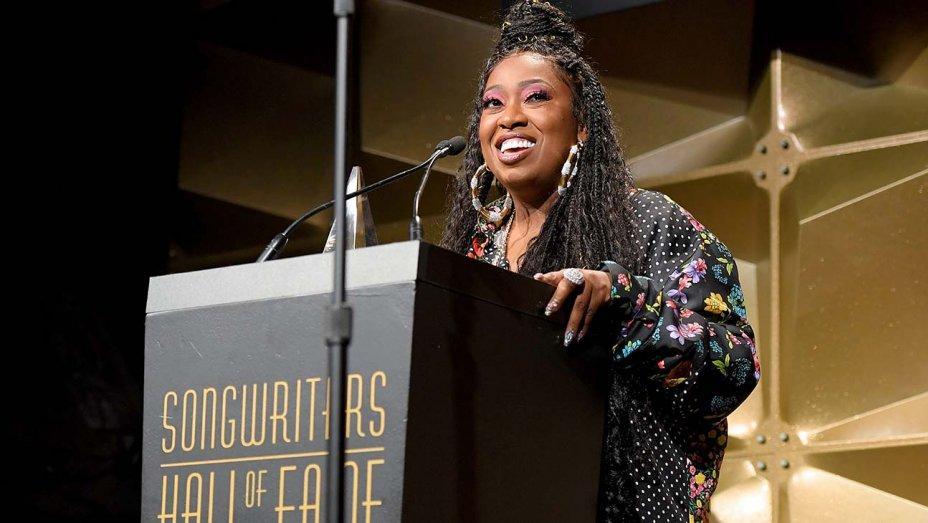 Missy Elliott стала первой женщиной МС, вошедшей в Зал Славы авторов песен