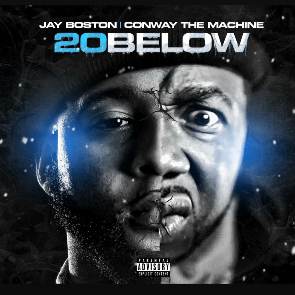 Jay Boston — «20 Below» (feat. Conway the Machine)