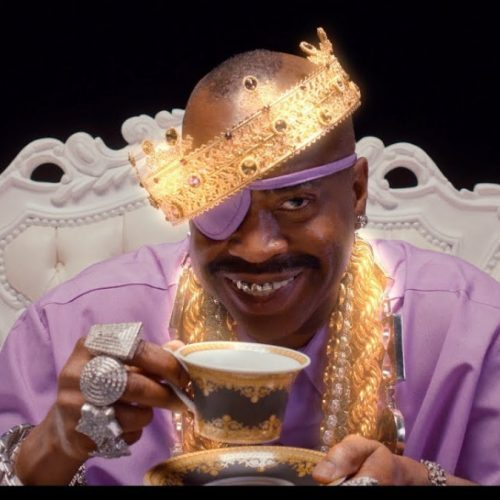 Slick Rick — «Can't Dance To A Track That Ain't Got No Soul / Midas Touch»