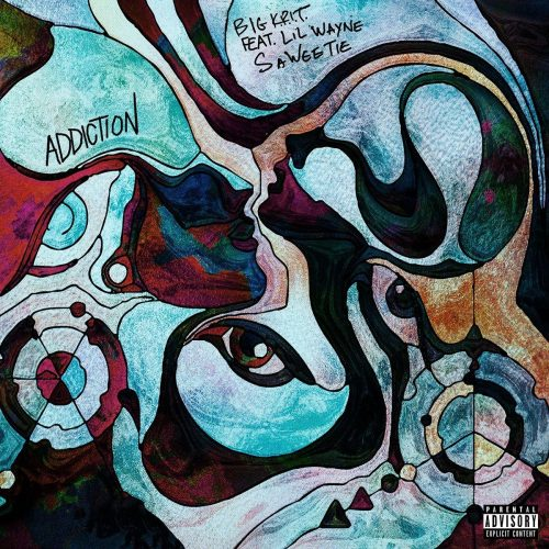 Big K.R.I.T. — «Addiction» (Feat. Lil Wayne & Saweetie)