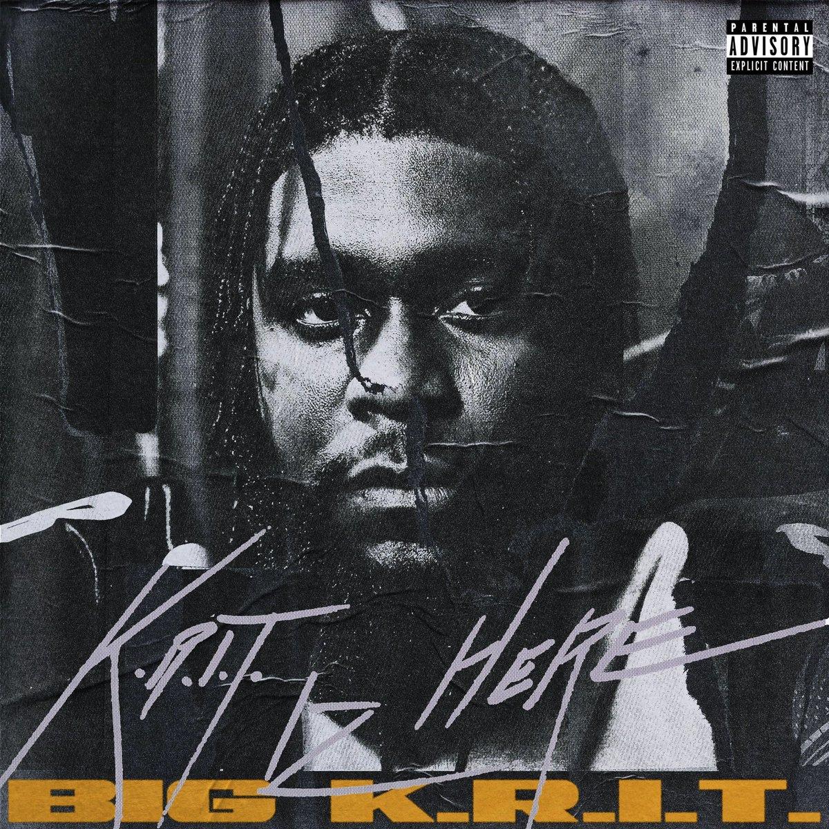Big K.R.I.T. — «K.R.I.T. IZ HERE»