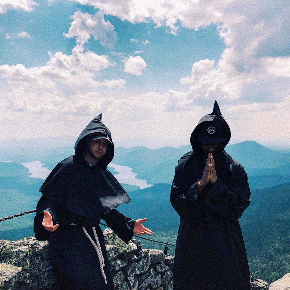 The Doppelgangaz — «Monk Mode»