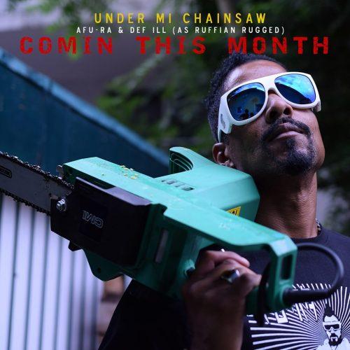 В преддверии выхода совместного альбома Afu-Ra & Def Ill выпустили видео «Unda mi Chainsaw»