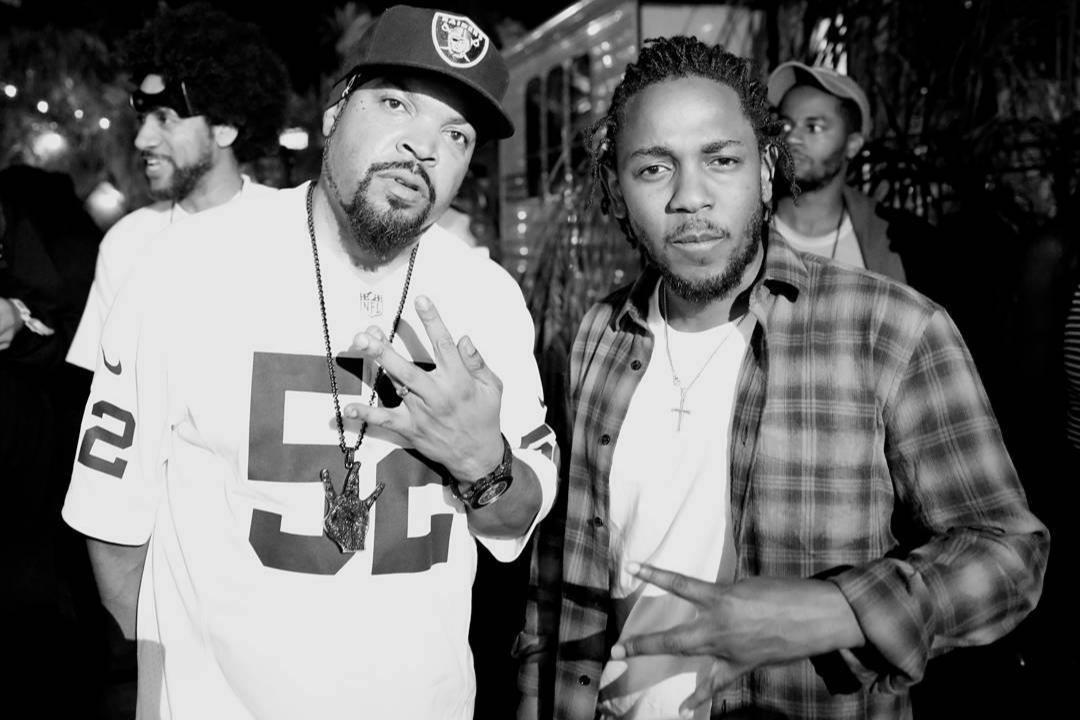 Ice Cube и Kendrick Lamar работают над совместным материалом?