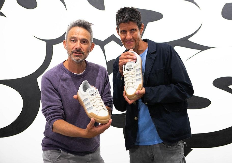 Аdidas Skateboarding x Beastie Boys выпускают модель кед, в честь 30-летнего юбилея «Paul's Boutique»