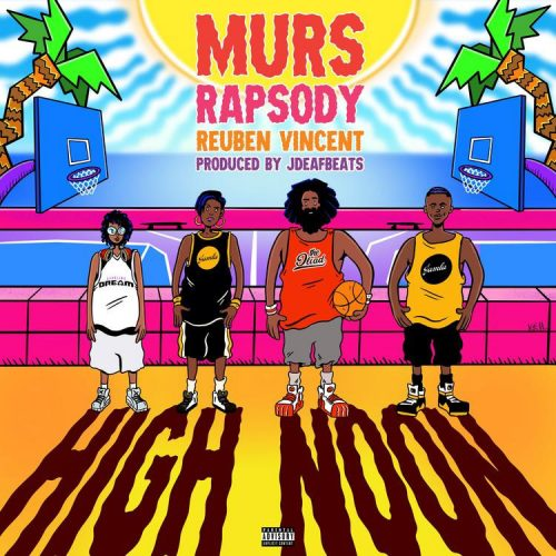 Murs, 9th Wonder & The Soul Council «High Noon» (feat. Rapsody & Reuben Vincent)
